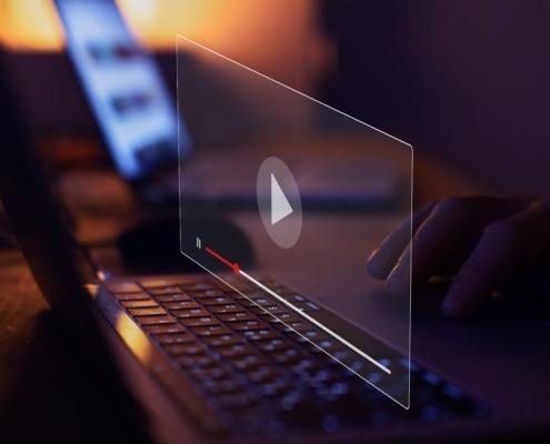 AVOD Streaming Video